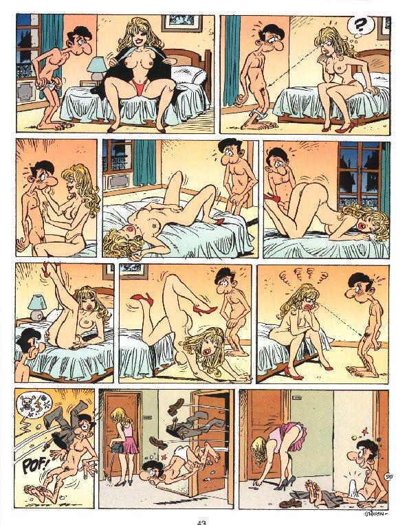 сборник эротических фотокомиксов